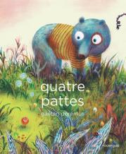 Album 2021 : Quatre Pattes de Gaëtan Dorémus